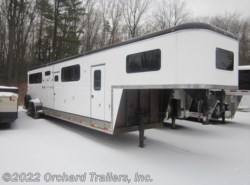 Used 1999  Kingston Derby  4-Horse by Kingston from Orchard Trailers, Inc. in Whately, MA