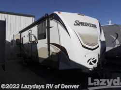 New 2015  Keystone Sprinter 299RET by Keystone from Lazydays RV America in Aurora, CO