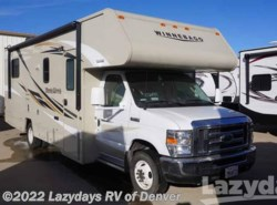 Used 2016  Winnebago Minnie Winnie 27q by Winnebago from Lazydays RV America in Aurora, CO