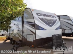 New 2017  Keystone Carbon TT 27 by Keystone from Lazydays RV America in Loveland, CO