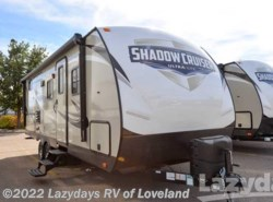 New 2017  Cruiser RV Shadow Cruiser Ultra Lite 240BHS by Cruiser RV from Lazydays RV America in Loveland, CO