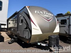 New 2017  Cruiser RV Fun Finder Xtreme Lite 27DB by Cruiser RV from Lazydays RV America in Loveland, CO