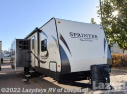 New 2017  Keystone Sprinter 33BH by Keystone from Lazydays RV America in Loveland, CO