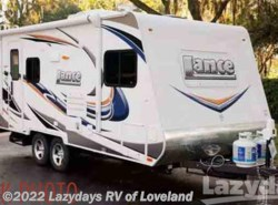 Used 2013  Lance  Lance 2285 by Lance from Lazydays RV America in Loveland, CO