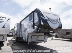 New 2019 Keystone Raptor 428SP available in Loveland, Colorado