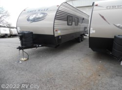 New 2017  Forest River Cherokee Grey Wolf 26BH by Forest River from RV City in Benton, AR
