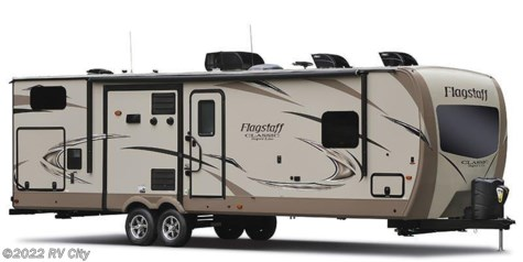2018 Forest River Flagstaff Classic Super Lite 832IKBS
