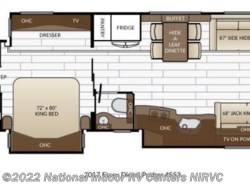 New 2017  Newmar Essex 4553 by Newmar from National Indoor RV Centers in Lewisville, TX