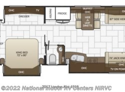 New 2017  Newmar London Aire 4519 by Newmar from National Indoor RV Centers in Lewisville, TX