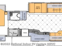 Used 2012  Newmar Ventana LE 3634 by Newmar from National Indoor RV Centers in Lewisville, TX