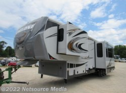 Used 2013  Heartland RV Cyclone CY 4100 KING by Heartland RV from Karolina Koaches in Piedmont, SC