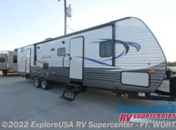 New 2017  CrossRoads Zinger ZR33SB by CrossRoads from ExploreUSA RV Supercenter - FT. WORTH, TX in Ft. Worth, TX