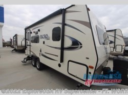 New 2017  Forest River Flagstaff Micro Lite 21FBRS by Forest River from ExploreUSA RV Supercenter - FT. WORTH, TX in Ft. Worth, TX