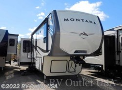 New 2016  Keystone Montana 3661RL by Keystone from RV Outlet USA in Ringgold, VA