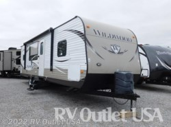 Used 2014  Forest River Wildwood 27RKSS by Forest River from RV Outlet USA in Ringgold, VA
