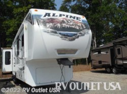 Used 2012  Keystone Alpine 3700RE by Keystone from RV Outlet USA in Ringgold, VA