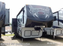 Used 2015  Keystone Raptor 375TS by Keystone from RV Outlet USA in Ringgold, VA