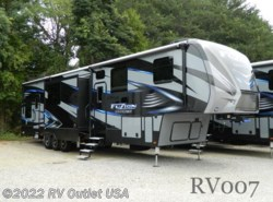 New 2017  Keystone Fuzion 414 by Keystone from RV Outlet USA in Ringgold, VA