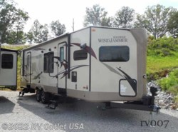 New 2017  Forest River Rockwood Windjammer 3008W by Forest River from RV Outlet USA in Ringgold, VA