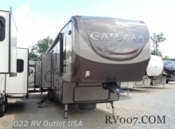 New 2017  Heartland RV Gateway 3800RLB by Heartland RV from RV Outlet USA in Ringgold, VA