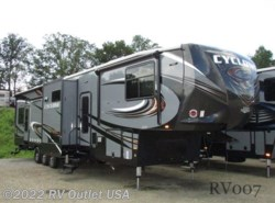 New 2017  Heartland RV Cyclone 4250HD by Heartland RV from RV Outlet USA in Ringgold, VA