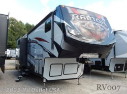 New 2017  Keystone Raptor 352TS by Keystone from RV Outlet USA in Ringgold, VA