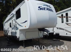 Used 2007  Forest River Sierra 325BHD by Forest River from RV Outlet USA in Ringgold, VA