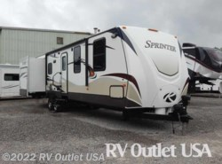 Used 2013  Keystone Sprinter 328RLS by Keystone from RV Outlet USA in Ringgold, VA