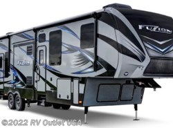New 2017  Keystone Fuzion 345 by Keystone from RV Outlet USA in Ringgold, VA