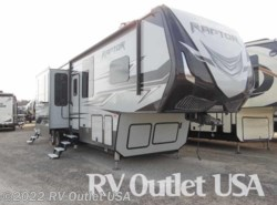 New 2017  Keystone Raptor 355TS by Keystone from RV Outlet USA in Ringgold, VA