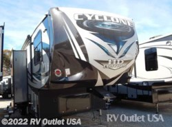 New 2017  Heartland RV Cyclone 3611HD by Heartland RV from RV Outlet USA in Ringgold, VA