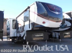 New 2017  Heartland RV Edge 351ED by Heartland RV from RV Outlet USA in Ringgold, VA