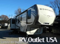 New 2017  Keystone Montana 3950BR by Keystone from RV Outlet USA in Ringgold, VA