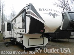 New 2017  Heartland RV Bighorn 3890SS by Heartland RV from RV Outlet USA in Ringgold, VA