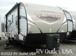 New 2017  Forest River Wildwood 28DBUD by Forest River from RV Outlet USA in Ringgold, VA