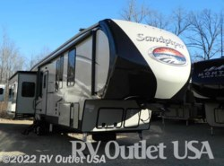 New 2017  Forest River Sandpiper 371REBH by Forest River from RV Outlet USA in Ringgold, VA