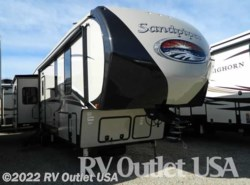New 2017  Forest River Sandpiper 372LOK by Forest River from RV Outlet USA in Ringgold, VA