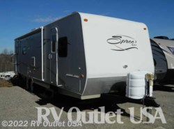 Used 2008  K-Z Spree 323RLS by K-Z from RV Outlet USA in Ringgold, VA