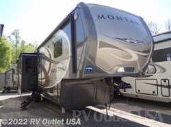 New 2018 Keystone Montana 3701LK Legacy available in Ringgold, Virginia