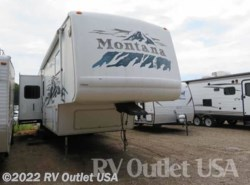 Used 2005 Keystone Montana 3400RL available in Ringgold, Virginia