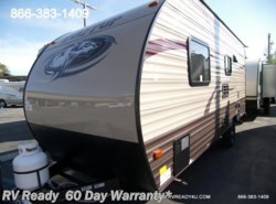 New 2017  Forest River Cherokee Wolf Pup 16FQ by Forest River from RV Ready in Temecula, CA