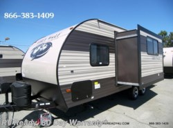 New 2017  Forest River Cherokee Grey Wolf 21RB by Forest River from RV Ready in Temecula, CA