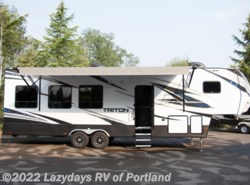New 2018 Dutchmen Voltage Triton 3351 available in Milwaukie, Oregon