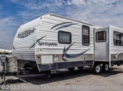 Used 2012  Keystone Springdale 28 by Keystone from Dennis Dillon RV & Marine Center in Boise, ID