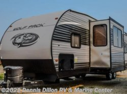 Used 2016  Forest River Wolf Pack 25Pack12 by Forest River from Dennis Dillon RV & Marine Center in Boise, ID