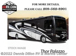 New 2019 Thor Motor Coach Palazzo 37.4 available in Boise, Idaho