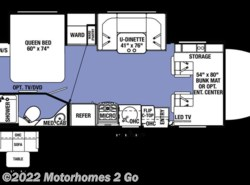 New 2017  Forest River Sunseeker MBS 2400W by Forest River from Motorhomes 2 Go in Grand Rapids, MI