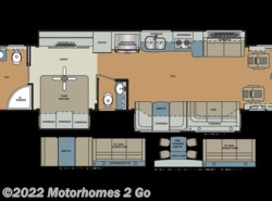 New 2017  Forest River Berkshire XLT 43C by Forest River from Motorhomes 2 Go in Grand Rapids, MI