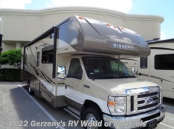 New 2017  Winnebago Minnie Winnie 31G by Winnebago from RV World Inc. of Nokomis in Nokomis, FL