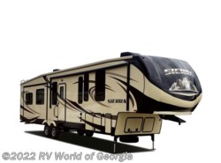 New 2017  Forest River  384QBOK by Forest River from RV World of Georgia in Buford, GA